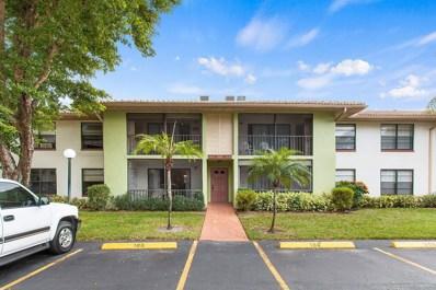 9905 Pineapple Tree Drive UNIT 106, Boynton Beach, FL 33436 - MLS#: RX-10490161
