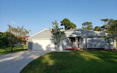 6004 Seagrape Drive, Fort Pierce, FL 34982 - MLS#: RX-10490173