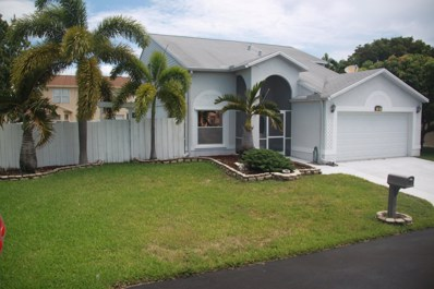38 Bentwater Way, Boynton Beach, FL 33426 - #: RX-10490260