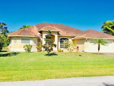 925 SW Fenway Road, Port Saint Lucie, FL 34953 - #: RX-10490320