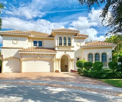 16360 Via Fontana, Delray Beach, FL 33484 - #: RX-10490396