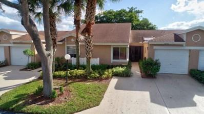 8090 Springside Court UNIT C, Boca Raton, FL 33496 - #: RX-10490446