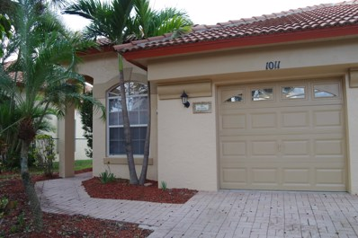 1011 Via Jardin, Palm Beach Gardens, FL 33418 - #: RX-10490530