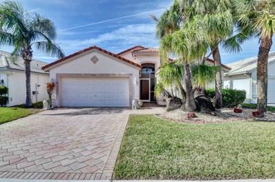 22911 Royal Crown Terrace, Boca Raton, FL 33433 - MLS#: RX-10490556