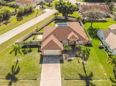 1802 SW Altman Avenue, Port Saint Lucie, FL 34953 - #: RX-10490752