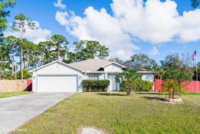 8402 Bayard Road, Fort Pierce, FL 34951 - #: RX-10490760