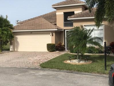 425 NW Stratford Lane, Port Saint Lucie, FL 34983 - MLS#: RX-10490838