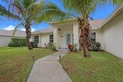594 SW Bradshaw Circle, Port Saint Lucie, FL 34953 - MLS#: RX-10490849