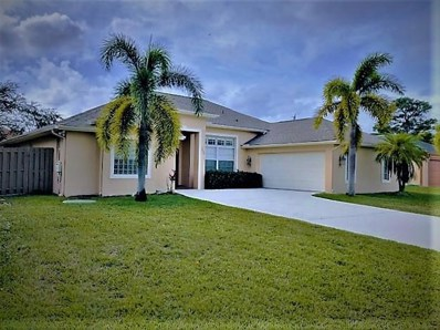1674 SW Malmo Road, Port Saint Lucie, FL 34953 - MLS#: RX-10490897