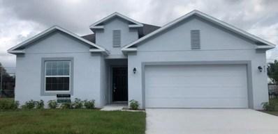 435 SW Dailey Avenue, Port Saint Lucie, FL 34953 - #: RX-10490925