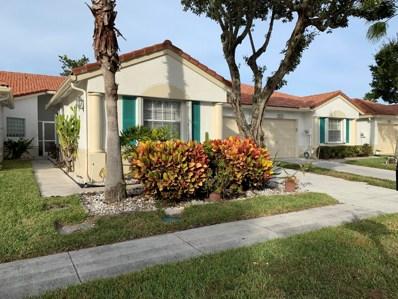 6139 Floral Lakes Drive, Delray Beach, FL 33484 - MLS#: RX-10490929