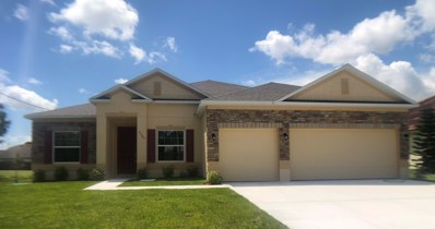 5265 NW Aljo Circle, Port Saint Lucie, FL 34986 - #: RX-10490961