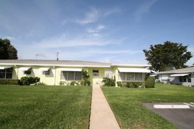 295 Main Boulevard UNIT C, Boynton Beach, FL 33435 - #: RX-10491025