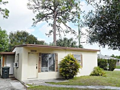 2902 Dunbar Street, Fort Pierce, FL 34947 - MLS#: RX-10491043