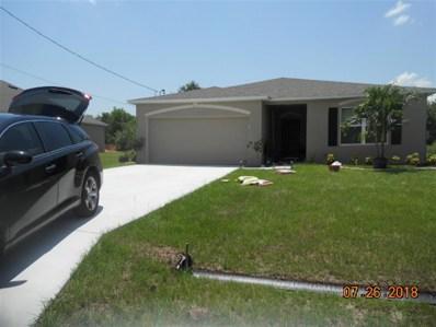 4360 SW Attlee Street, Port Saint Lucie, FL 34953 - MLS#: RX-10491192
