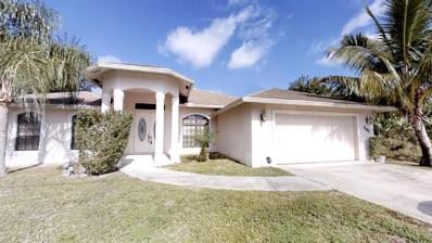 541 SW Paar Drive, Port Saint Lucie, FL 34953 - #: RX-10491198