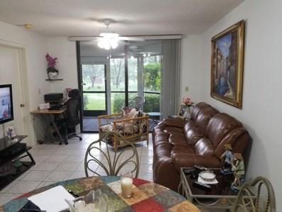 3138 Via Poinciana UNIT 117, Lake Worth, FL 33467 - #: RX-10491199