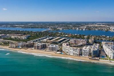 3601 S Ocean Boulevard UNIT 107, Palm Beach, FL 33480 - MLS#: RX-10491297