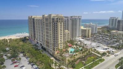 3800 N Ocean Drive UNIT 653, Singer Island, FL 33404 - MLS#: RX-10491326