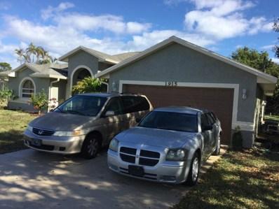 1915 SE Dupont Street, Port Saint Lucie, FL 34952 - #: RX-10491441