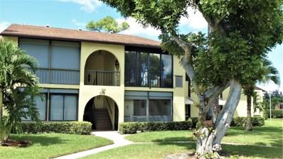 225 Pine Hov Circle UNIT D-2, Greenacres, FL 33463 - MLS#: RX-10491479