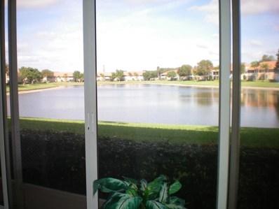 9709 Shadybrook Drive UNIT 102, Boynton Beach, FL 33437 - #: RX-10491485