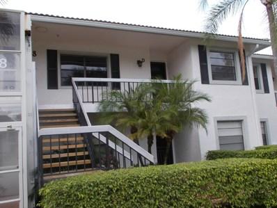 48 Stratford Lane UNIT D, Boynton Beach, FL 33436 - #: RX-10491498
