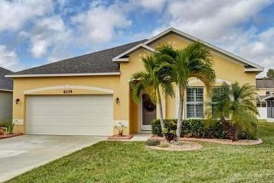 6114 NW Wild Cotton Way, Port Saint Lucie, FL 34986 - MLS#: RX-10491574
