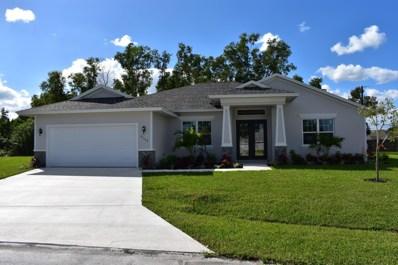 749 SW McComb Avenue, Port Saint Lucie, FL 34953 - MLS#: RX-10491625