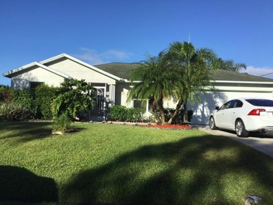 2150 SW Alminar Street, Port Saint Lucie, FL 34953 - MLS#: RX-10491642