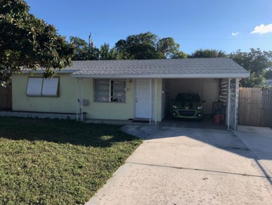 122 NE 6th Avenue, Boynton Beach, FL 33435 - MLS#: RX-10491755