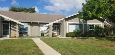 2721 Zorno Way, Delray Beach, FL 33445 - MLS#: RX-10491793