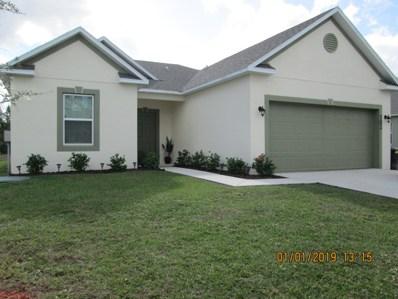 702 SW Andrew Road, Port Saint Lucie, FL 34953 - MLS#: RX-10491831