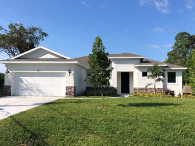 2386 SW Madrid Road, Port Saint Lucie, FL 34953 - MLS#: RX-10491924