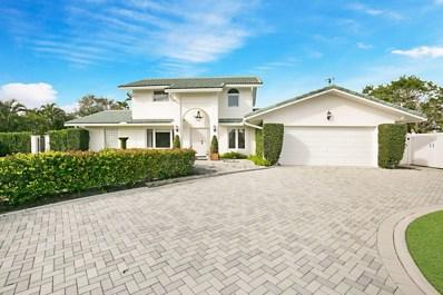 1455 Isabel Road Este, Boca Raton, FL 33486 - MLS#: RX-10491968