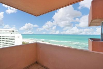 2899 Collins Avenue UNIT 1723, Miami Beach, FL 33140 - #: RX-10492040