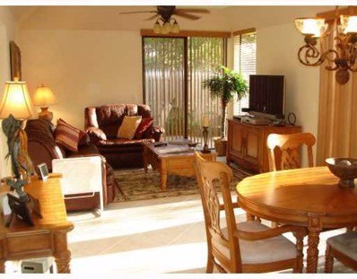 5831 Fox Hollow Drive UNIT A, Boca Raton, FL 33486 - MLS#: RX-10492122