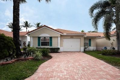 6106 Lake Hibiscus Drive, Delray Beach, FL 33484 - MLS#: RX-10492197