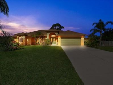 419 SE Streamlet Avenue, Port Saint Lucie, FL 34983 - MLS#: RX-10492267