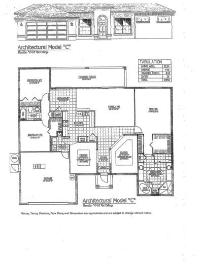 8245 Sandpine Circle, Fort Pierce, FL 34952 - #: RX-10492301