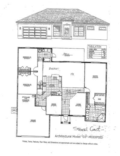 8289 Spicebush Terrace, Fort Pierce, FL 34952 - #: RX-10492338