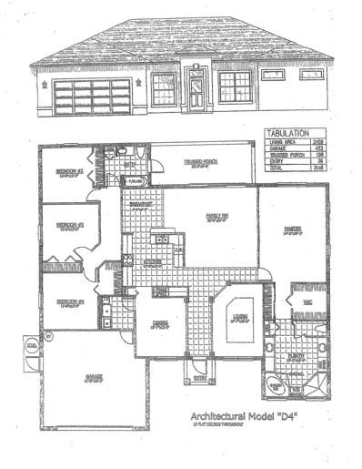 8293 Spicebush Terrace, Fort Pierce, FL 34952 - #: RX-10492345