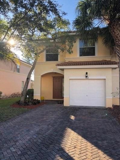 507 Seminole Palms Drive, Greenacres, FL 33463 - #: RX-10492387
