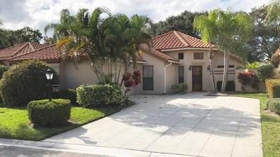 2742 SW Mariposa Circle, Palm City, FL 34990 - MLS#: RX-10492403