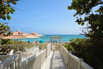 4301 N Ocean Boulevard UNIT 406, Boca Raton, FL 33431 - MLS#: RX-10492424