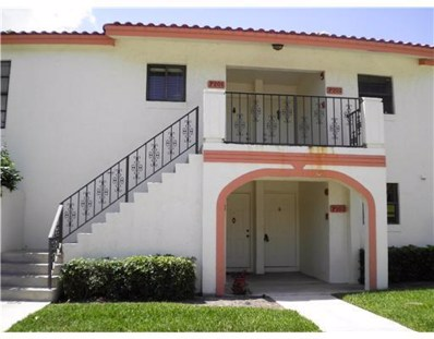 300 Palmwood Place UNIT 2020, Boca Raton, FL 33431 - MLS#: RX-10492450