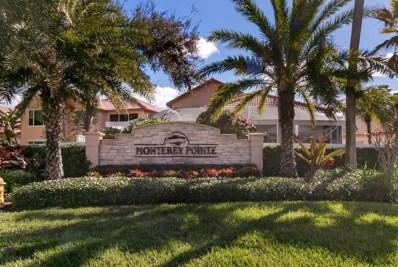 136 N Monterey Pointe Drive, Palm Beach Gardens, FL 33418 - #: RX-10492461
