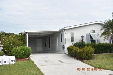 3808 Pebble Beach Lane, Port Saint Lucie, FL 34952 - MLS#: RX-10492514
