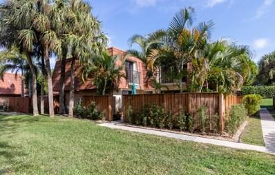 208 Live Oak Lane, Boynton Beach, FL 33436 - MLS#: RX-10492520
