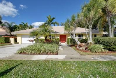 619 SW Carriage Hill Lane, Boca Raton, FL 33486 - MLS#: RX-10492528
